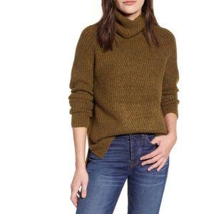 Madewell Mercer Turtleneck Sweater